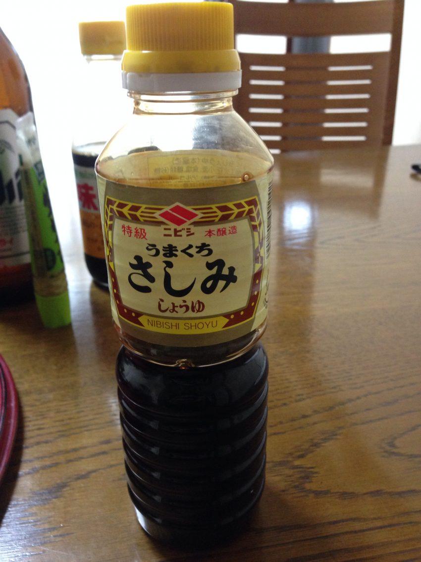 福岡の醤油