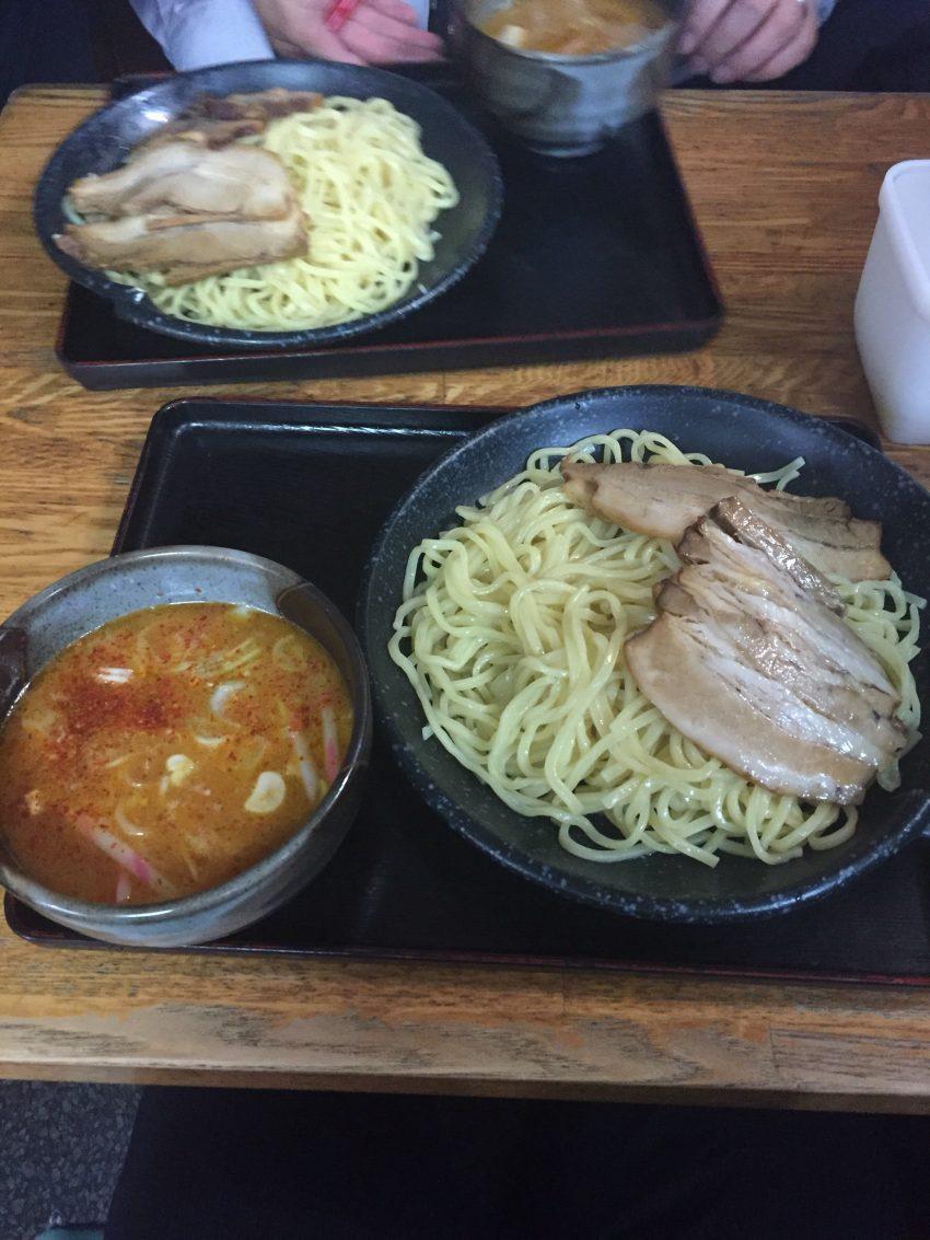 たれ蔵 味噌ピリ辛チャーシューつけ麺