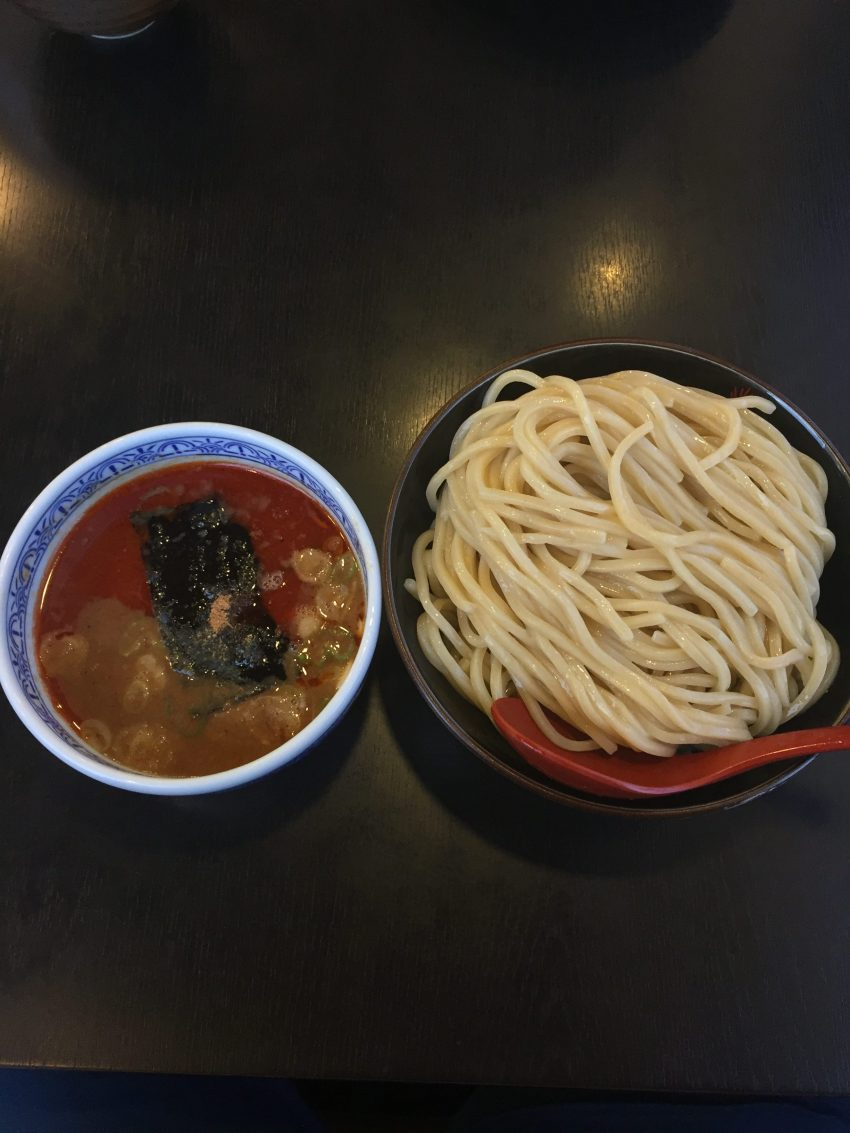 三田製麺所 国分寺並木店 - 辛つけ麺