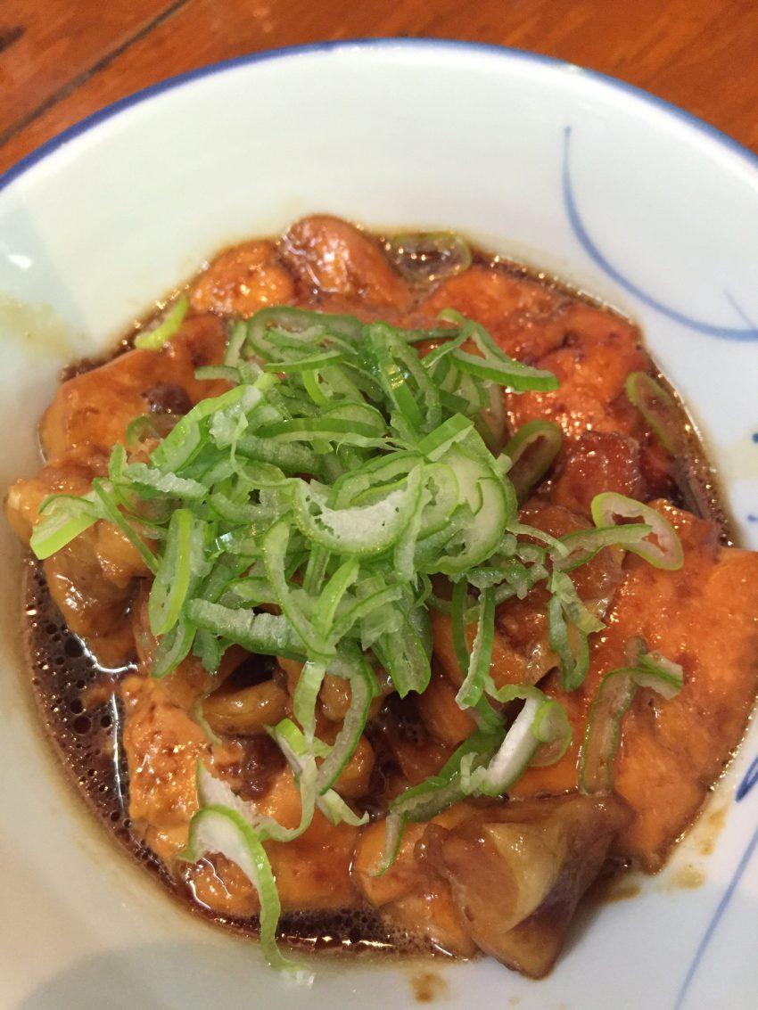 だるま - 肉豆腐