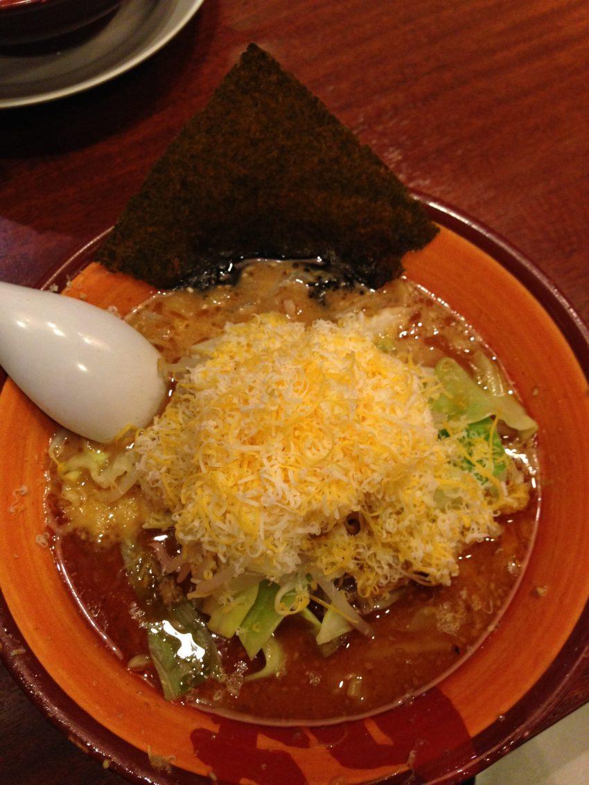 味噌屋 せいべえ 上野本店 - チーズ味噌