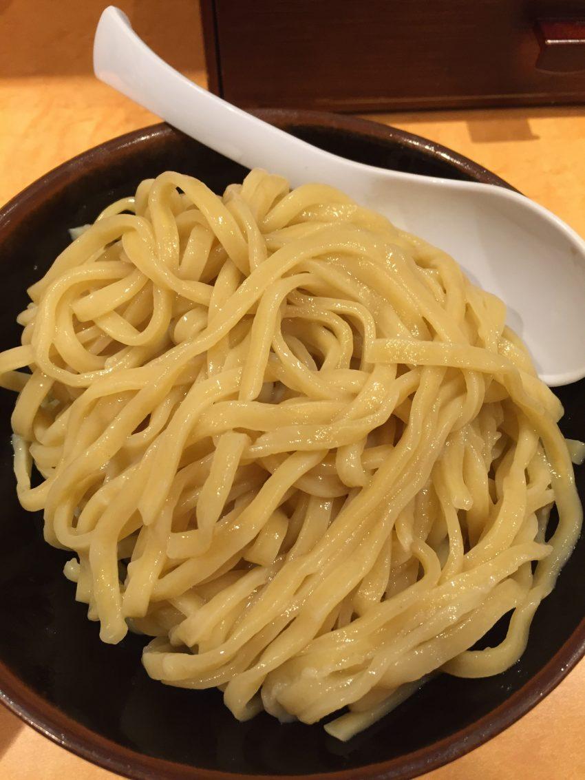 トナリ アトレ上野店 - タンつけ麺大盛り