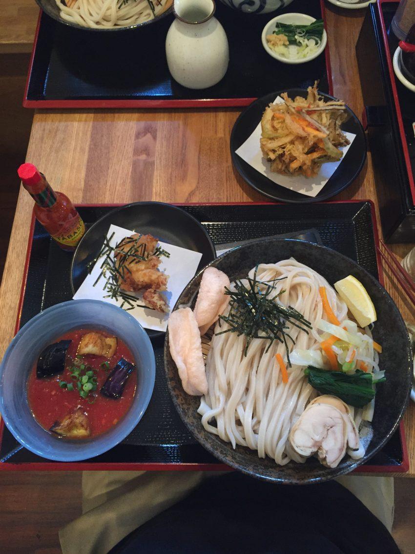 笑乃讃 - 濃厚完熟トマトつけ麺