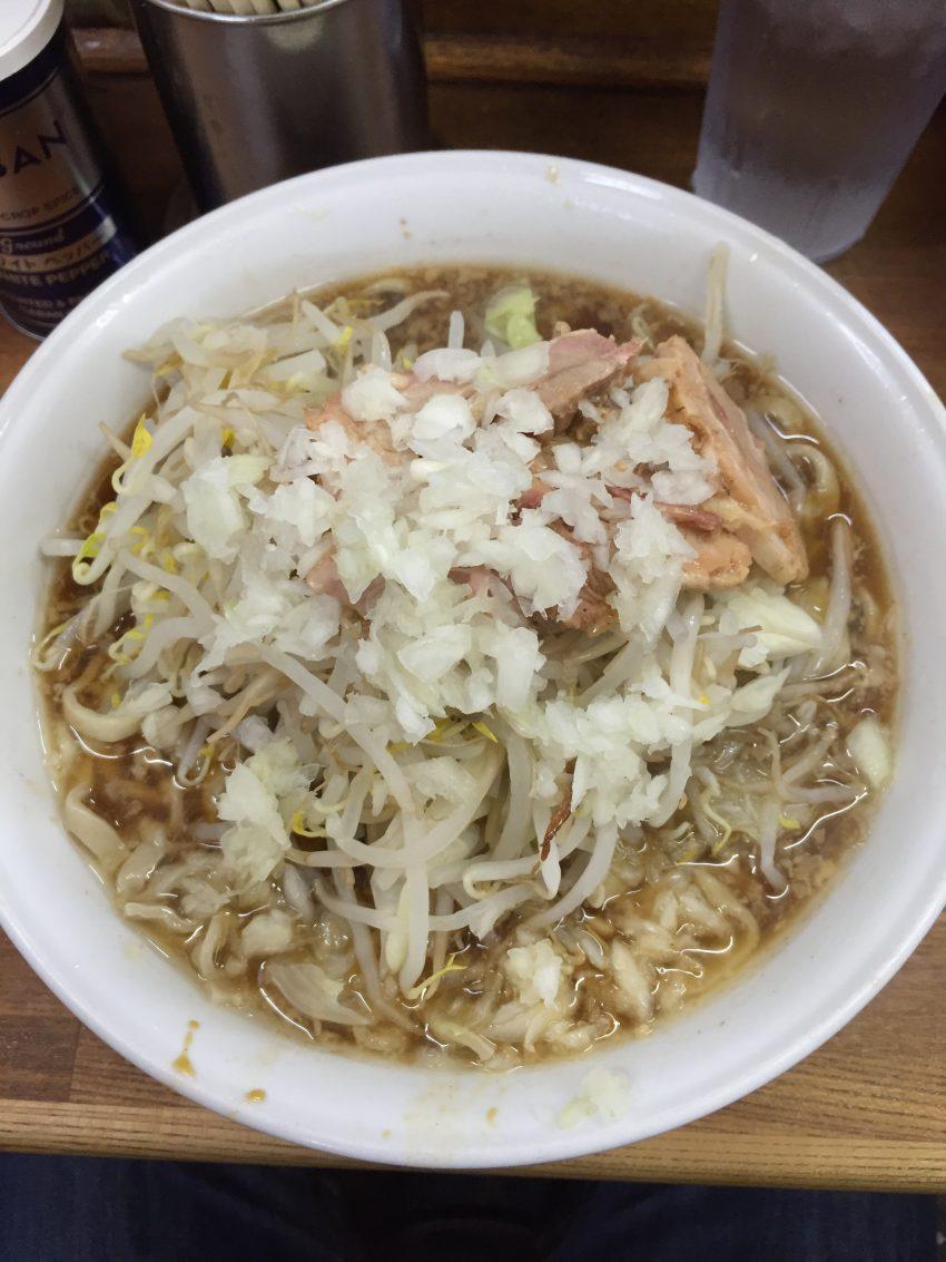 ラーメン麺徳 東上野店 - ラーメン大