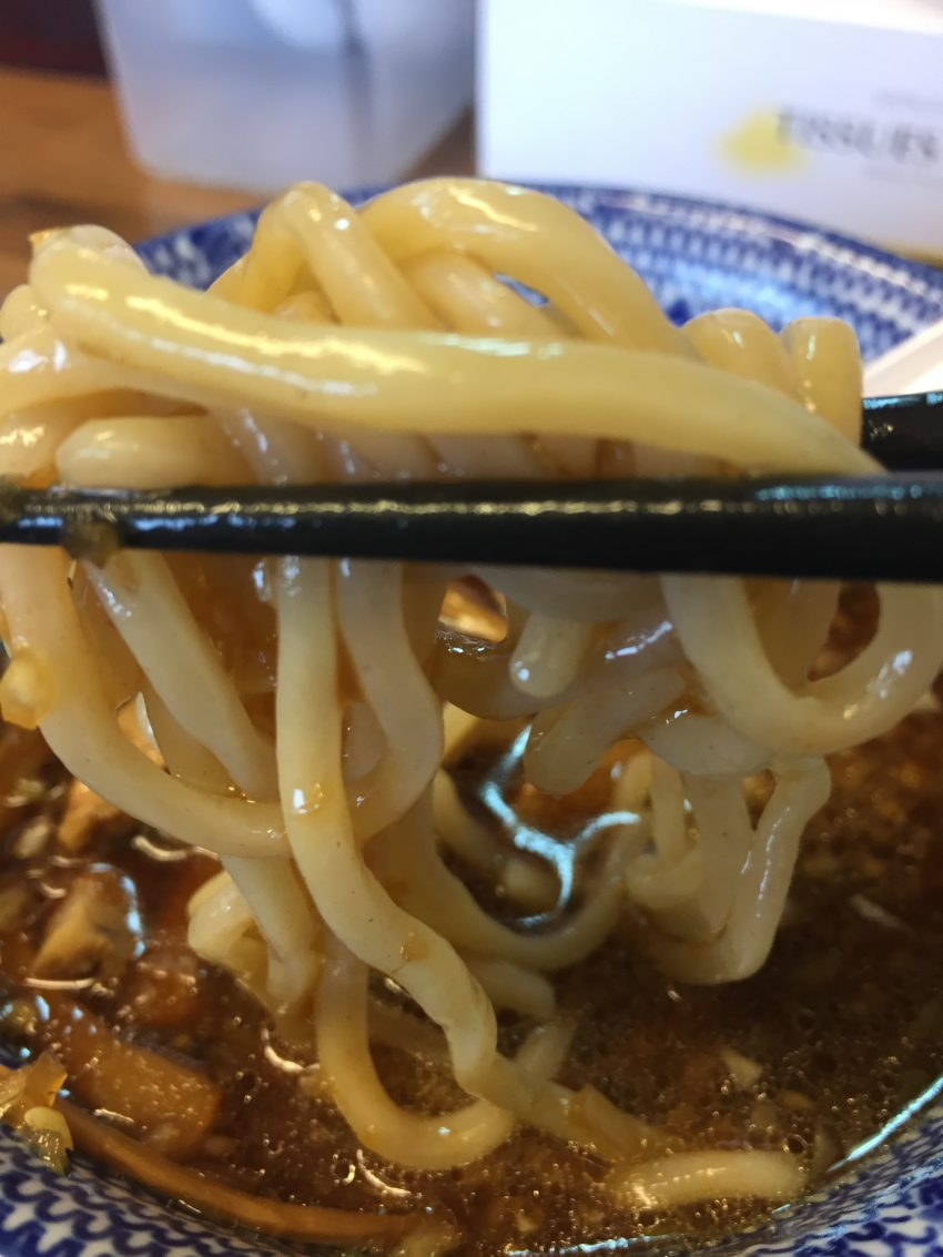 びんびん亭 - つけ麺