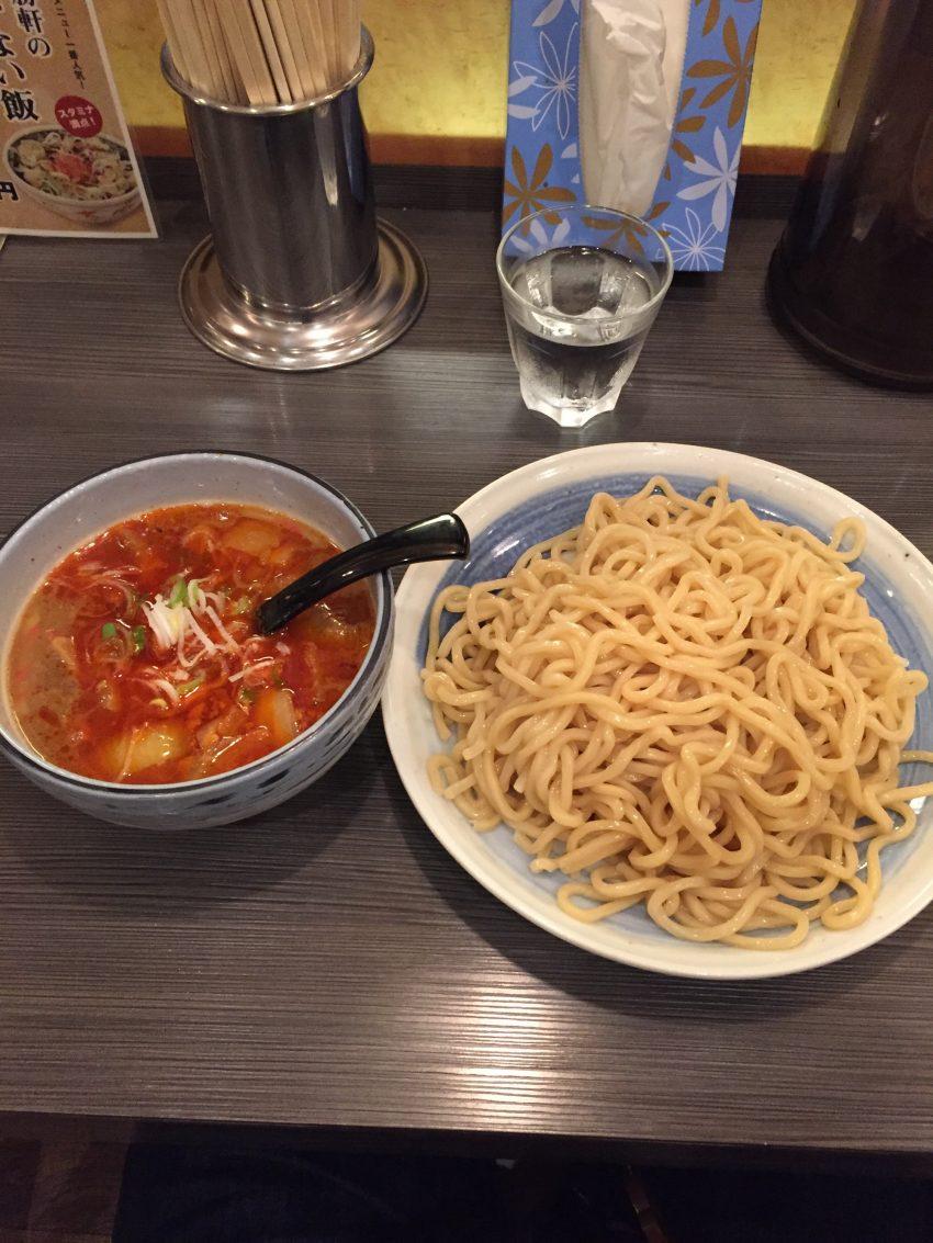 大勝軒next上野店 - 勝浦式タンタンつけ大