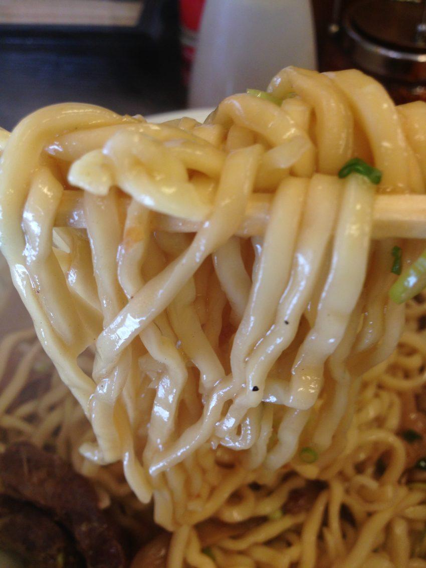 麺食堂 一真亭