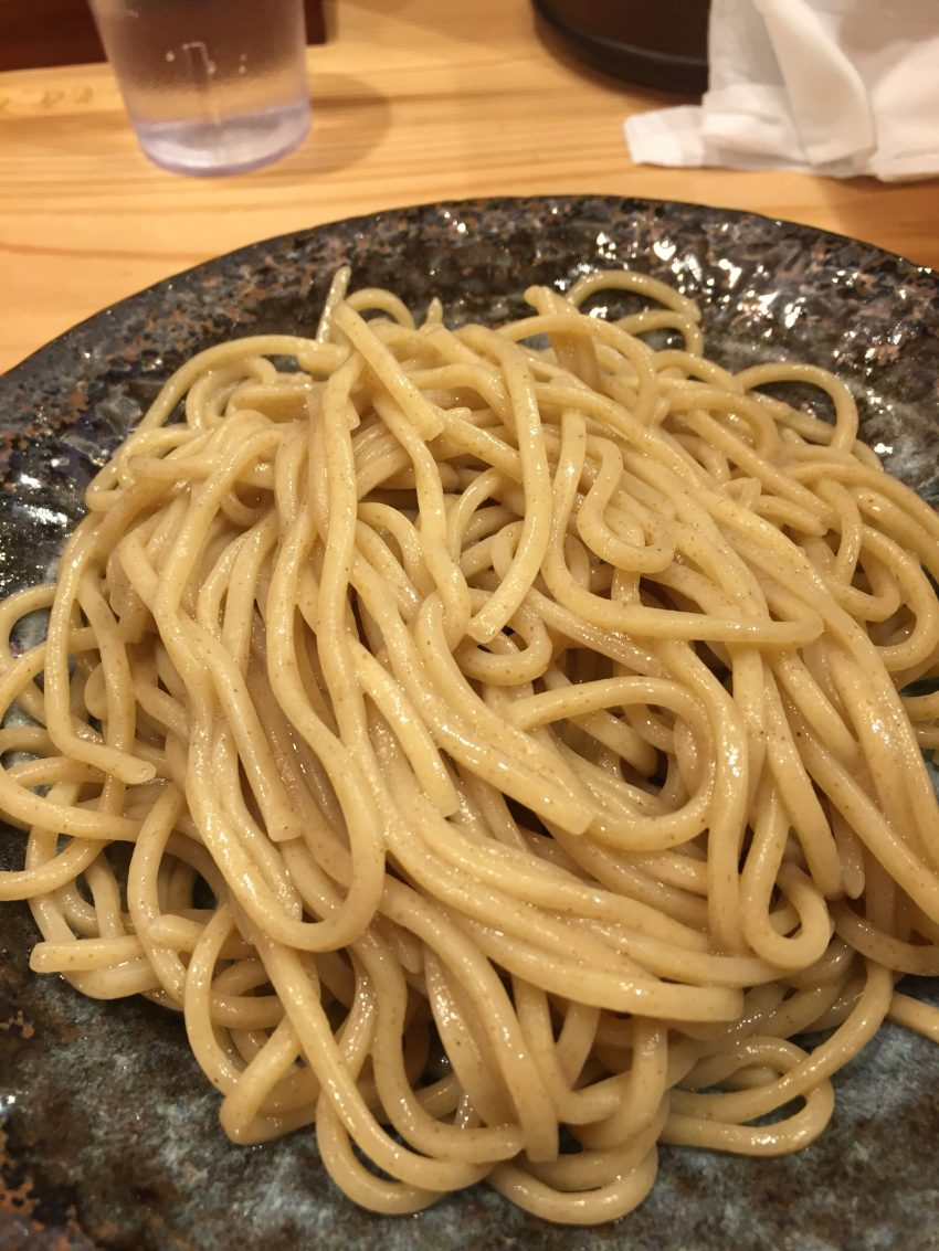 味噌が一番 西武新宿駅前店 土鍋味噌つけ麺