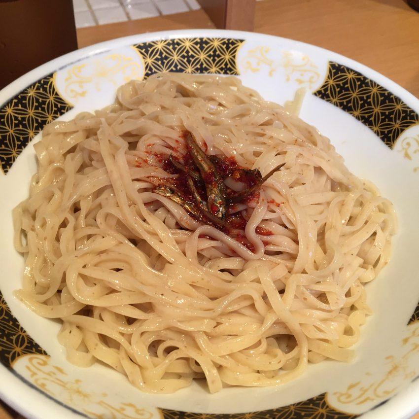 すごい煮干ラーメン凪 新宿ゴールデン街店別館 - つけめん
