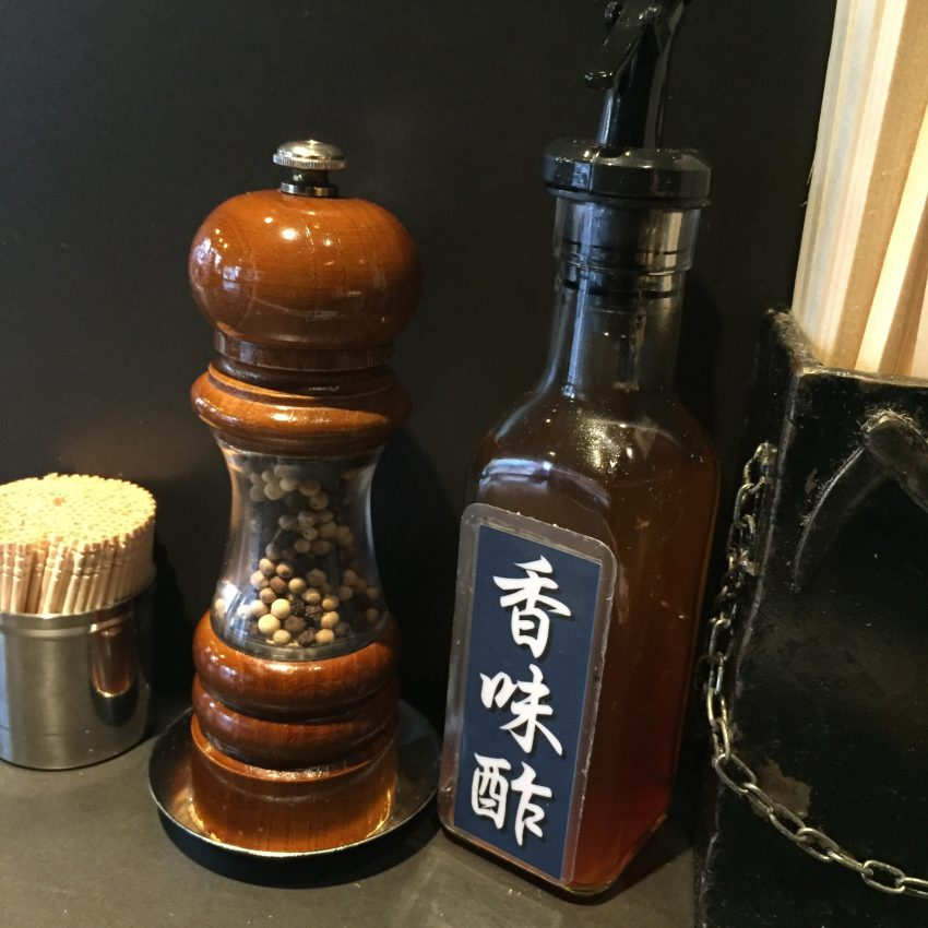 麺屋武蔵 武骨相傳 - つけ麺・赤