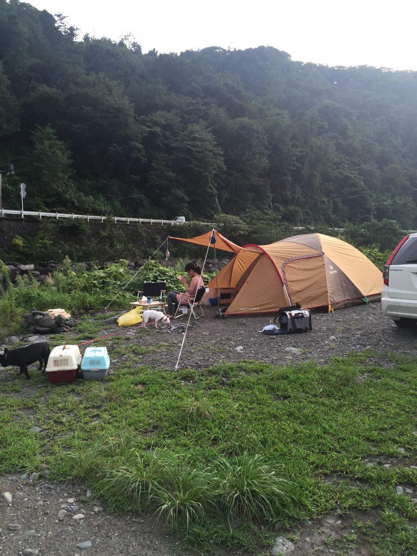 田代運動公園キャンプ場