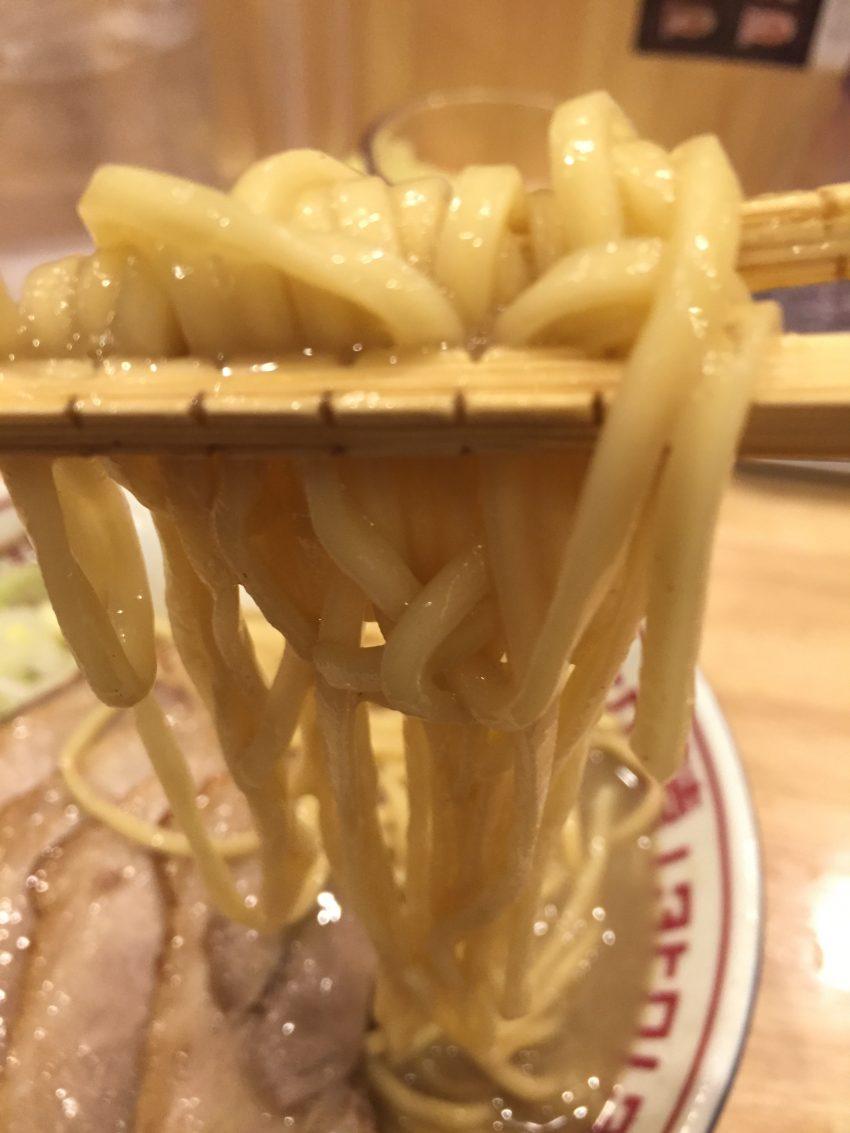 肉中華そばムタヒロ 国立店 - こくにぼ肉中華そば大盛り