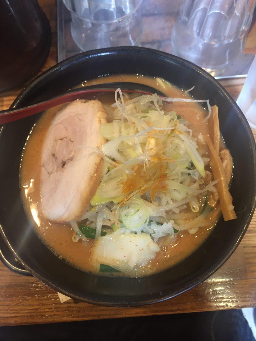 麺処 花田 上野店 - 辛味噌 大盛