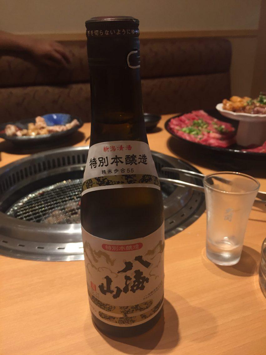 2017年GW福岡帰省1日目:高本と焼肉@清香園 大野城店