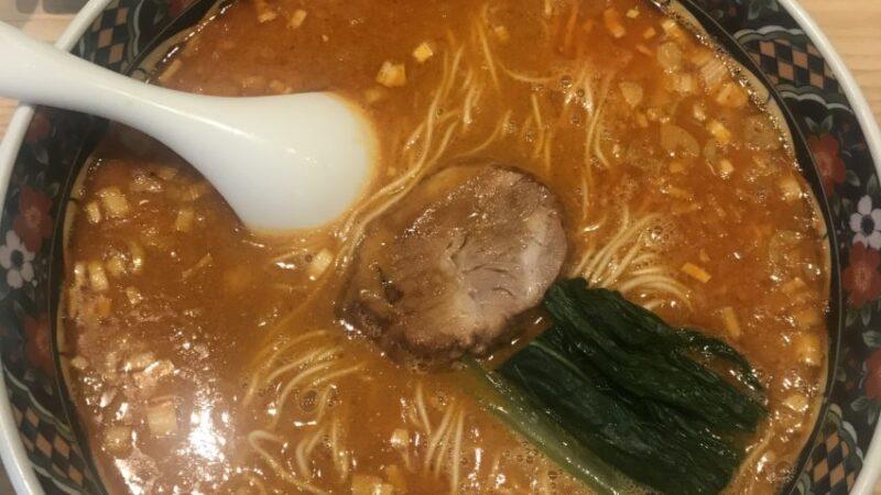 寿限無 担々麺 上野店 – 担々麺大盛